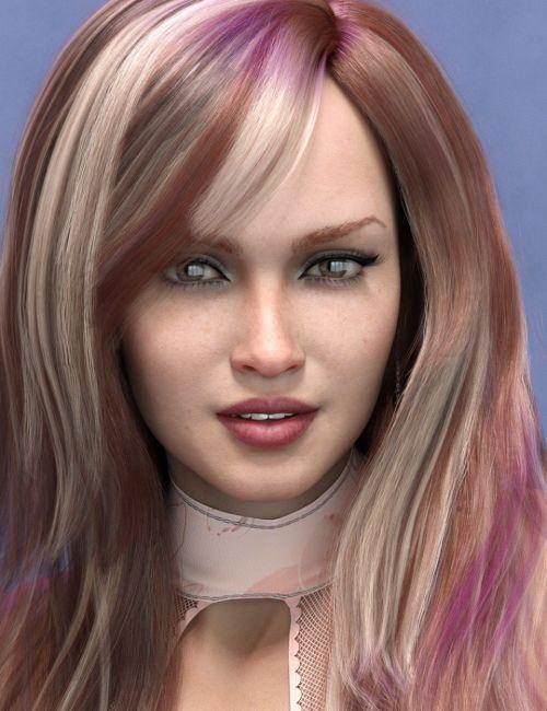 Imogen HD for Genesis 8 Female