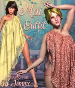 Mai Outfit - dynamic for La Femme