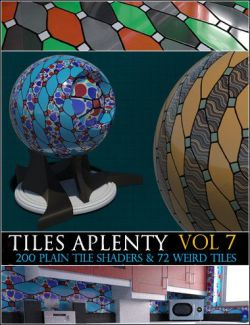 Tiles Aplenty Vol VII