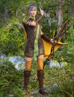 Mage Apprentice For Genesis 8 Female(s)