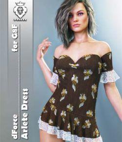 JMR dForce Arlete Dress for G8F