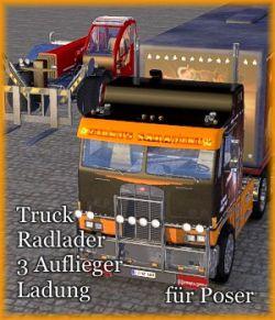CIRCUS - Truck-RL-Auflieger