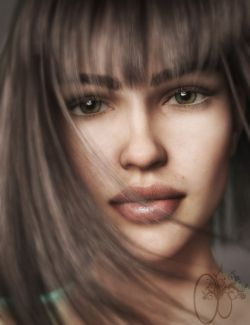 CB Genevieve HD for Genesis 8 Female