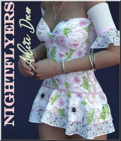 Nightflyers- Arlete Dress