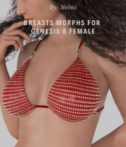 11 Breasts Morphs G8F- Merchant Resource