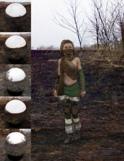 Orestes Iray HDRI Environments - The Burnt Lands