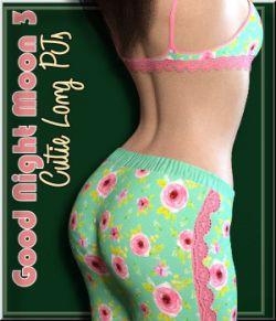 Goodnight Moon 3 - Cutie Long PJs
