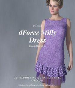 Nelmi- dForce Milly Dress G8F