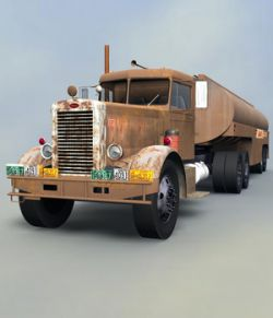 PETERBILT 281 FOR VUE