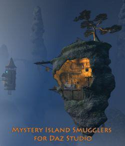 Mystery Island Smugglers for Daz Studio