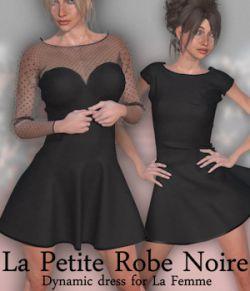 La petite Robe Noire for LaFemme