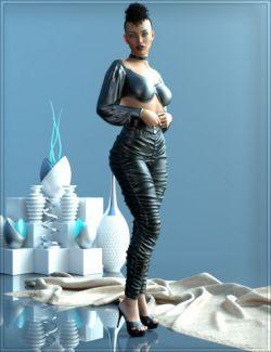 dForce Luxe Modern Look for Genesis 8 Female