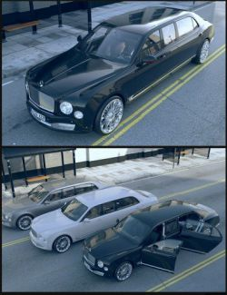 Royal Luxury Limousine