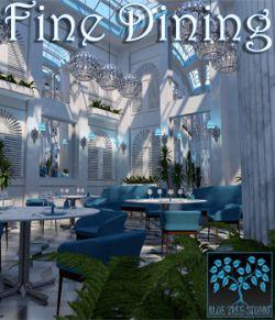 Fine Dining for Poser