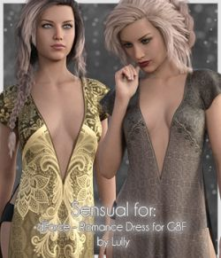 Sensual for Romance Dress