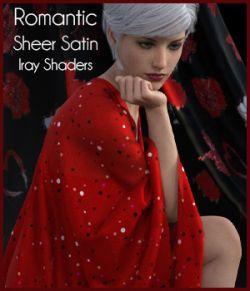 Romantic Sheer Satin Iray Shaders