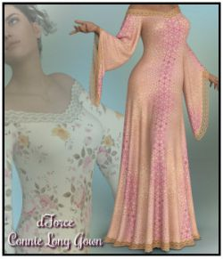 dForce- Connie Long Gown