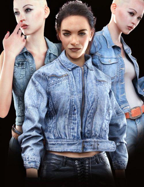 Jeans Jacket Mayhem