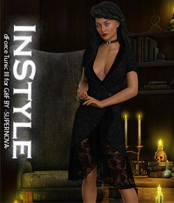 InStyle - dForce Tunic III for G8F