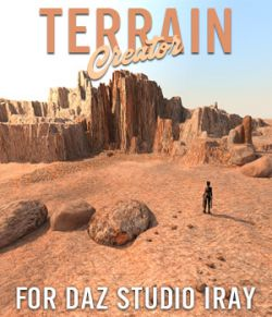 Terrain Creator for DS Iray