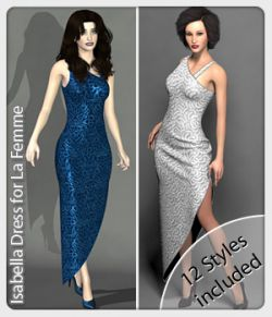Isabella Dress for La Femme