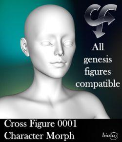 Cross Figure 0001 Character Morph