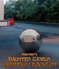 Greybro's Haunted World - Grundgy Backlot Dusk HDRI