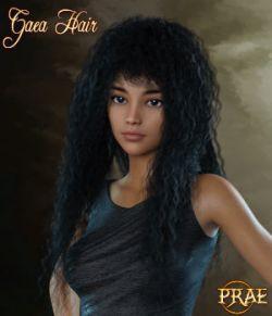 Prae-Gaea Hair G8 Daz
