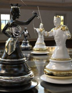 Chess for Genesis 8
