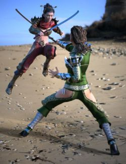 Eastern Warrior: Essence