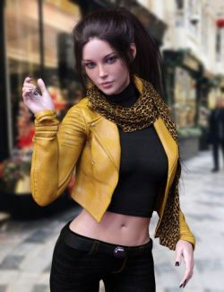 X-Fashion Sophisticated Jacket Outfit