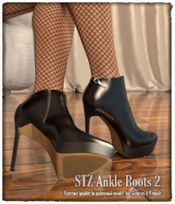 STZ Ankle Boots 2