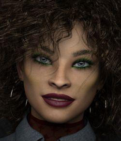 KrashWerks VANESSA for Genesis 8 Female