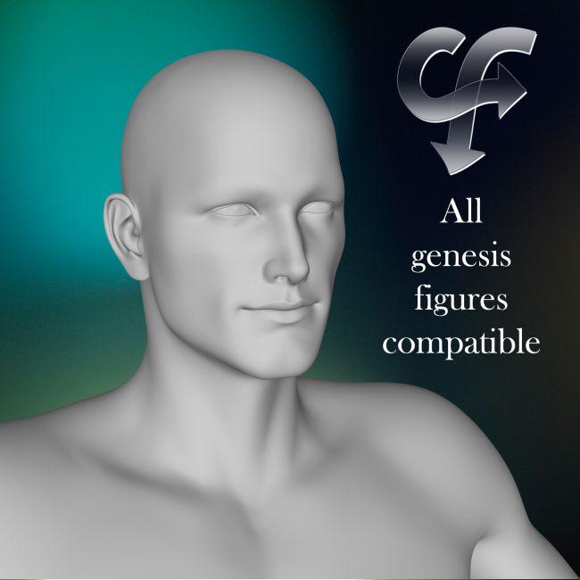 Cross Figure 0002 Character Morph