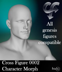 Cross Figure 0002 Character Morph