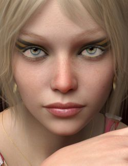 Chiquita HD For Genesis 8 Female