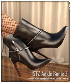 STZ Ankle Boots 3
