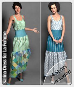 Sarina Dress for La Femme