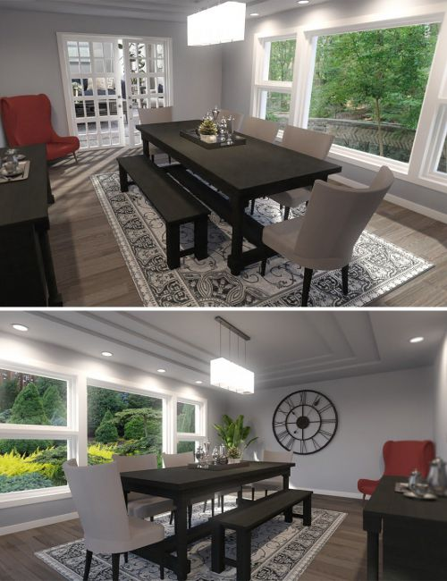 Tennessee Dining Room