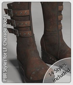 PBR Styles for LF Charade Boots