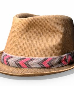 Straw Hat Ibiza - Photoscanned PBR - Extended License