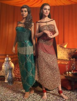 Gypsy Soul: Kezia