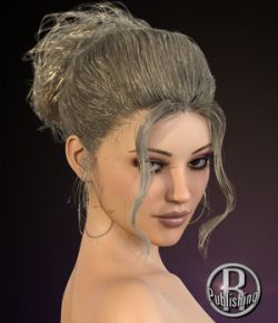 Laure Classy Evening Up Do for the Genesis 3 and 8 Females