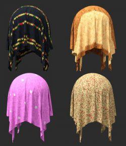 IRay Fabric Shaders for DAZ Studio