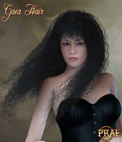 Prae-Gaea Hair For Poser