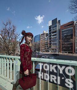 HDRI Cityscapes Tokyo