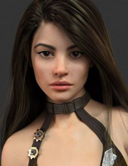 Romina HD for Genesis 8 Female