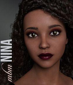 MbM Nina for Genesis 3 and 8 Female