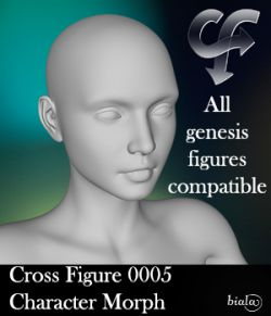 Cross Figure 0005 Character Morph