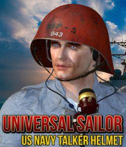 Universal Sailor - US Navy Talker Helmet